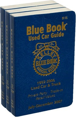 What is the book price of my car